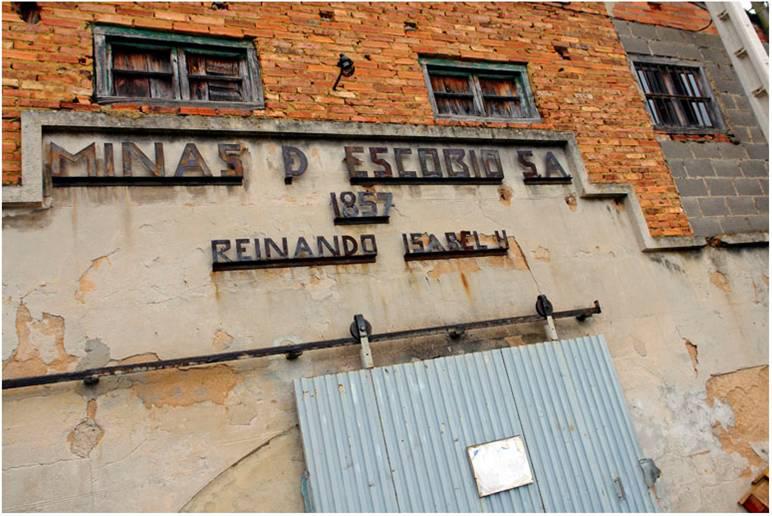Minas Escobio