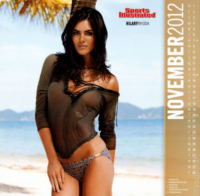 2012 Sports Illustrated Calendar-3