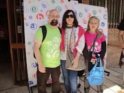 EABE15 con David y Silvia