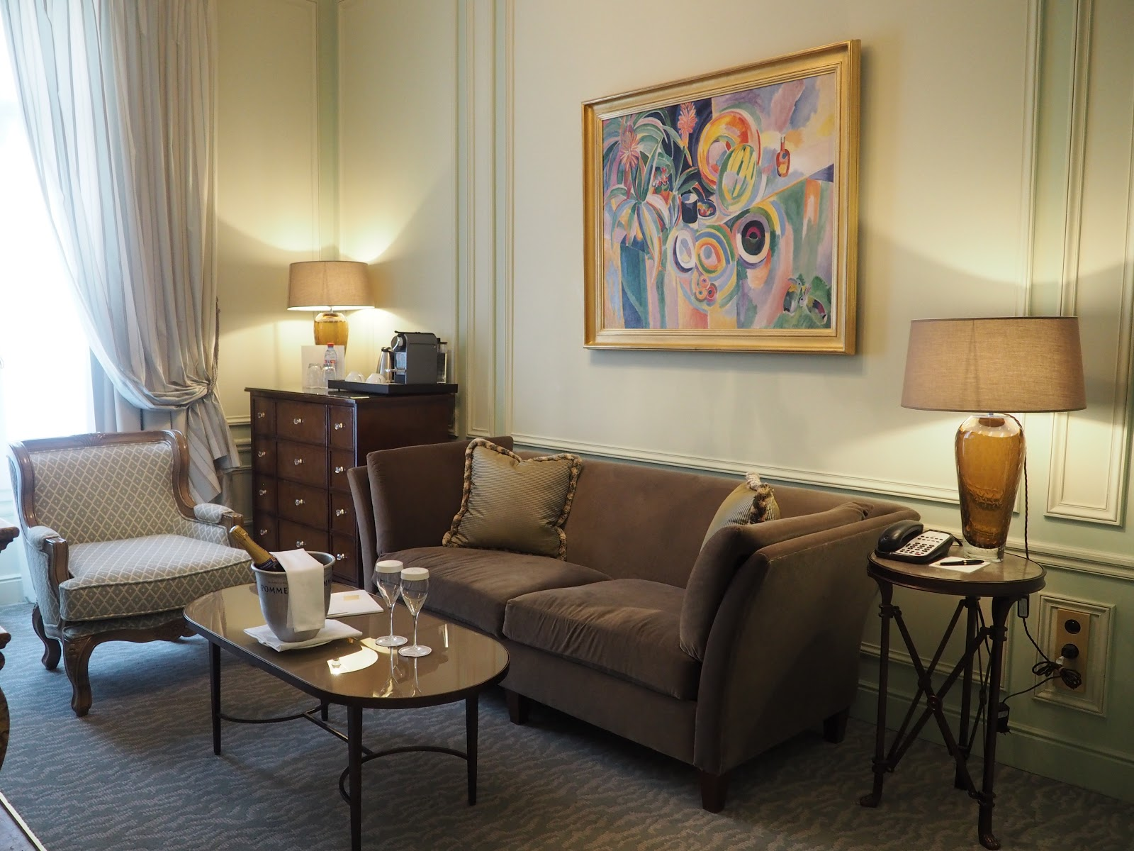 Saint-Honore-Suite, Hotel Westminster, Paris