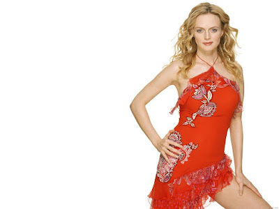 Heather Graham Beautiful Wallpaper