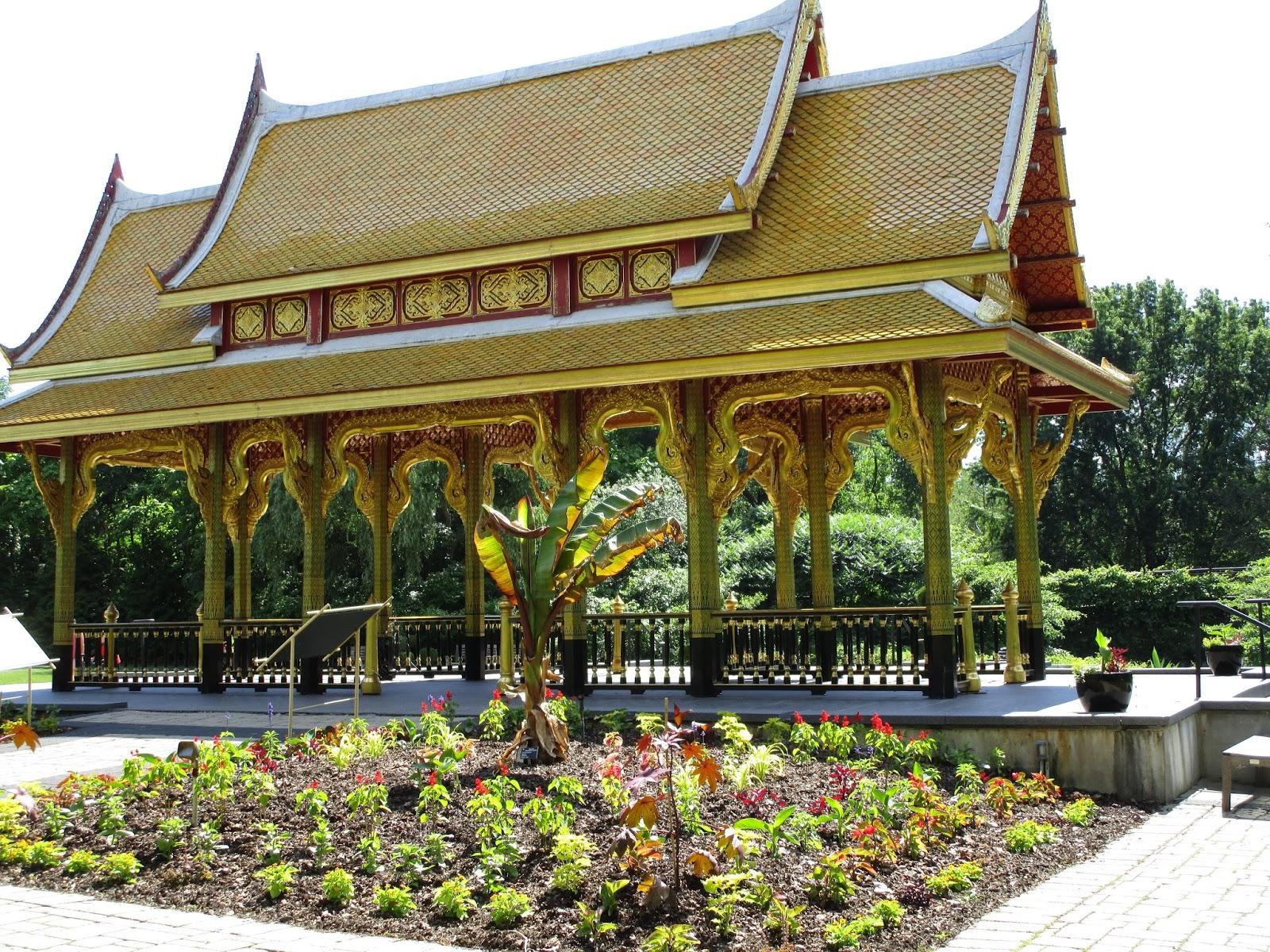 Cindy Lindgren Road Trip Olbrich Botanical Gardens In