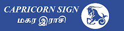 CAPRICORN SIGN - MAKARAM RASI