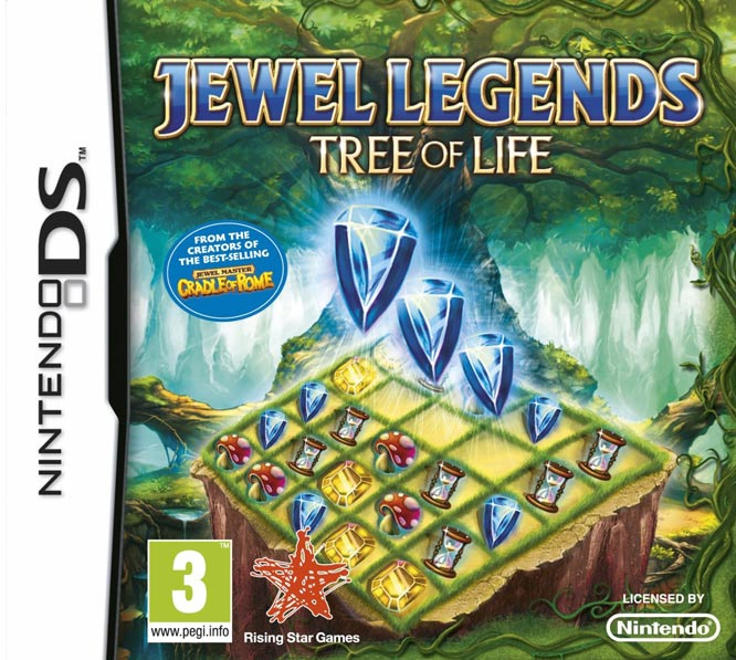 Jewel Legends  Tree Of Life  NDS