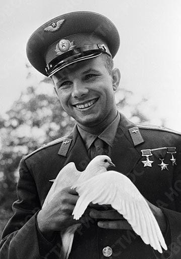 Así inauguró Gagarin la conquista del espacio Gagarin+2