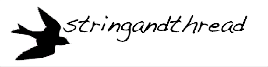 Welcome to stringandthread!