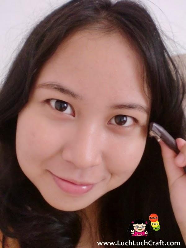 make up lebih muda dari umur