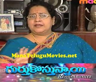 Gurthukosthunnayi – Geethanjali Shares Her Personal Profile
