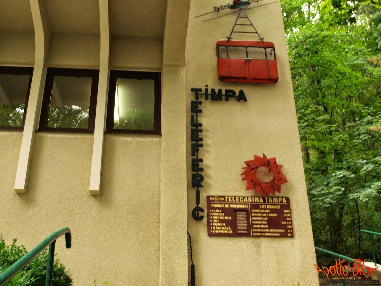 Timpa Teleferic