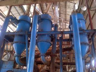 agar mudah menyetel hydrocyclone di pabrik kelapa sawit