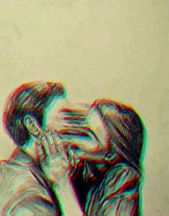 Alguien que me bese las cicatrices.