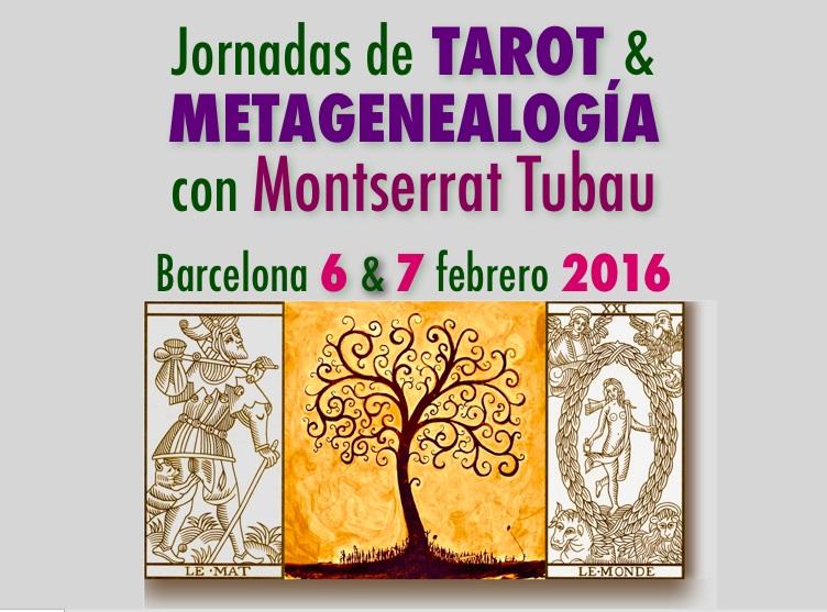Jornadas de Tarot y Metagenealogía en Barcelona