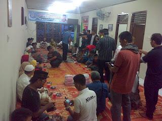 citisfm- Haji Uma Buka Puasa Bersama Anak Yatim di PWA