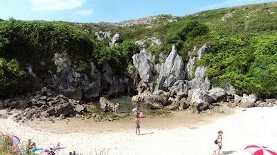 Pantai Tanpa Laut Yang Menakjubkan
