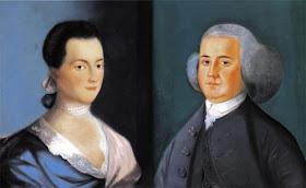 Abigail dan John Adams