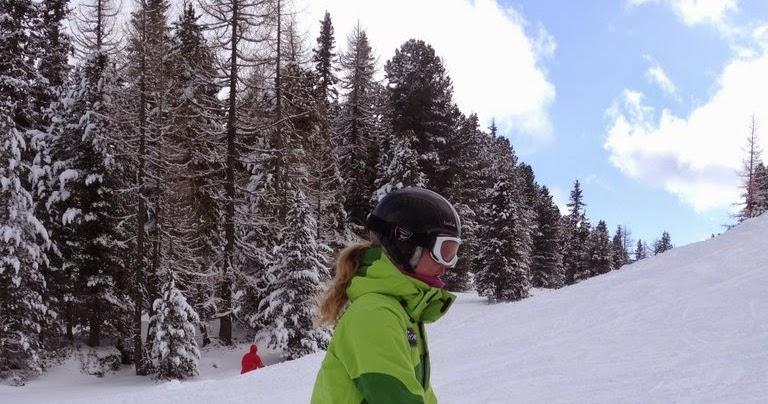 Online Škola skijanja osnovna ski prvi dan na