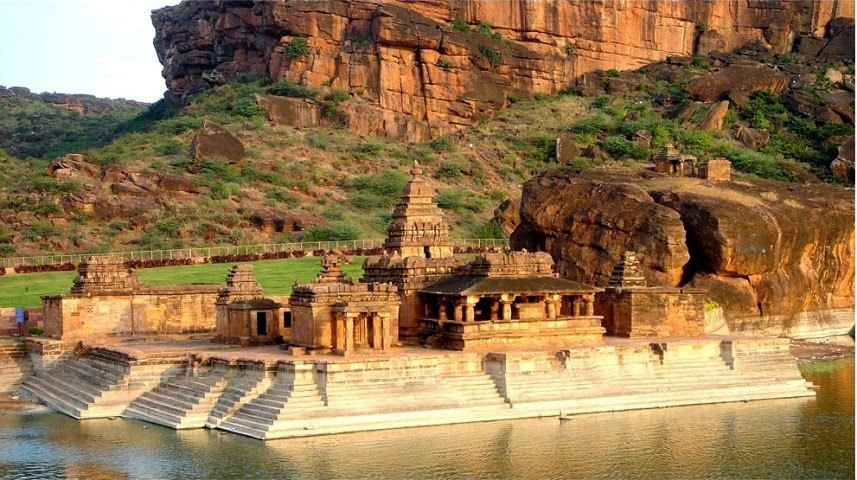Image result for badami karnataka tourism