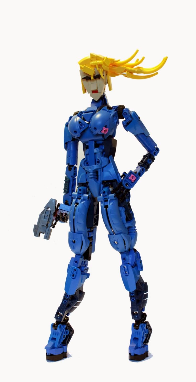 Metroid samus aran zero suit