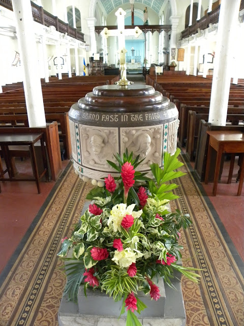 St. Mary's Church Bridgetown
