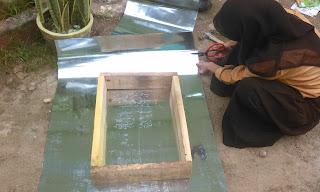 Alat Pengubah Air Asin Jadi Air Tawar Tenaga Surya
