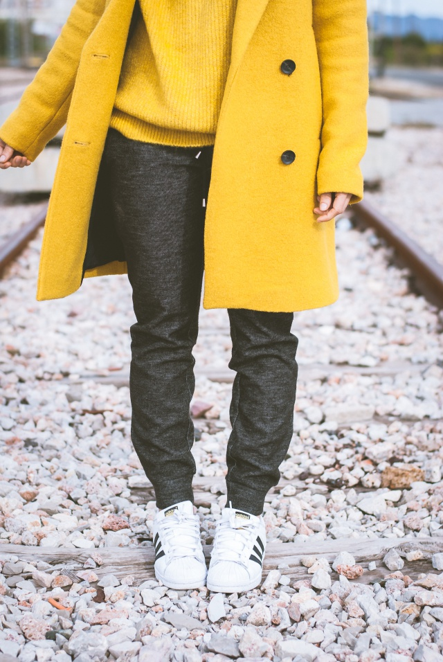 Pimkie Yellow Coat
