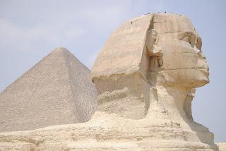 La Gran Esfinge II, Egipto