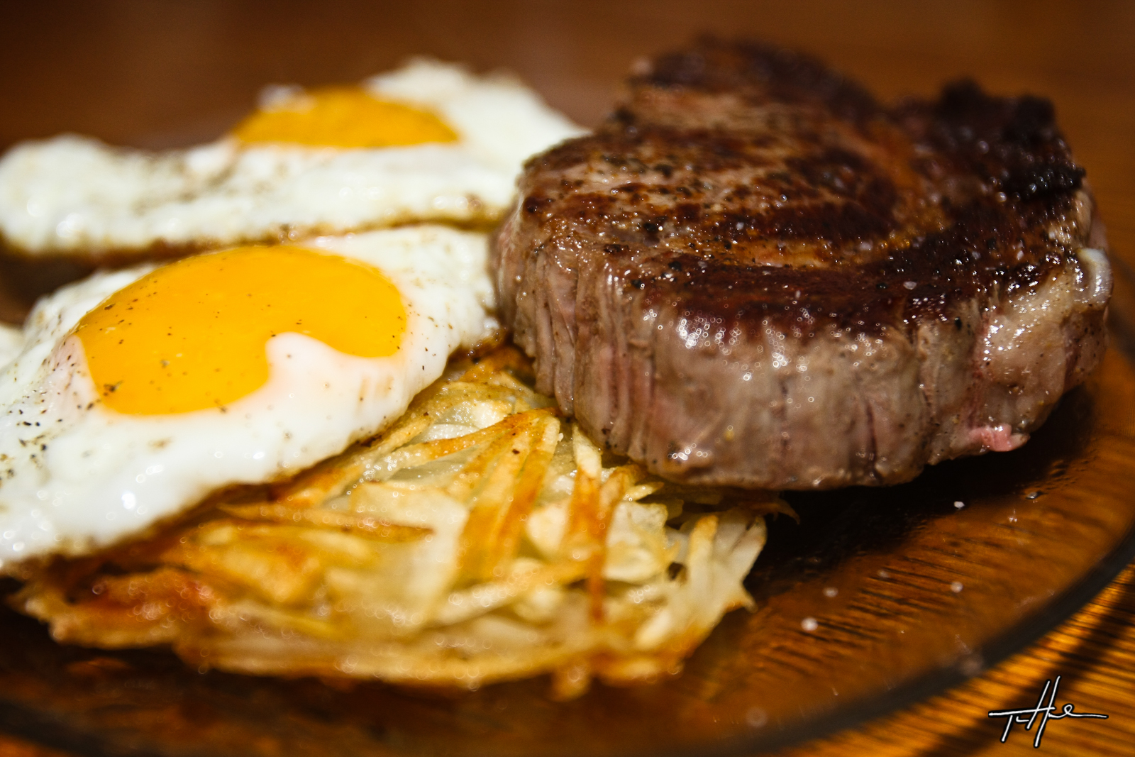 Steak And Eggs Hash Recipe — Dishmaps