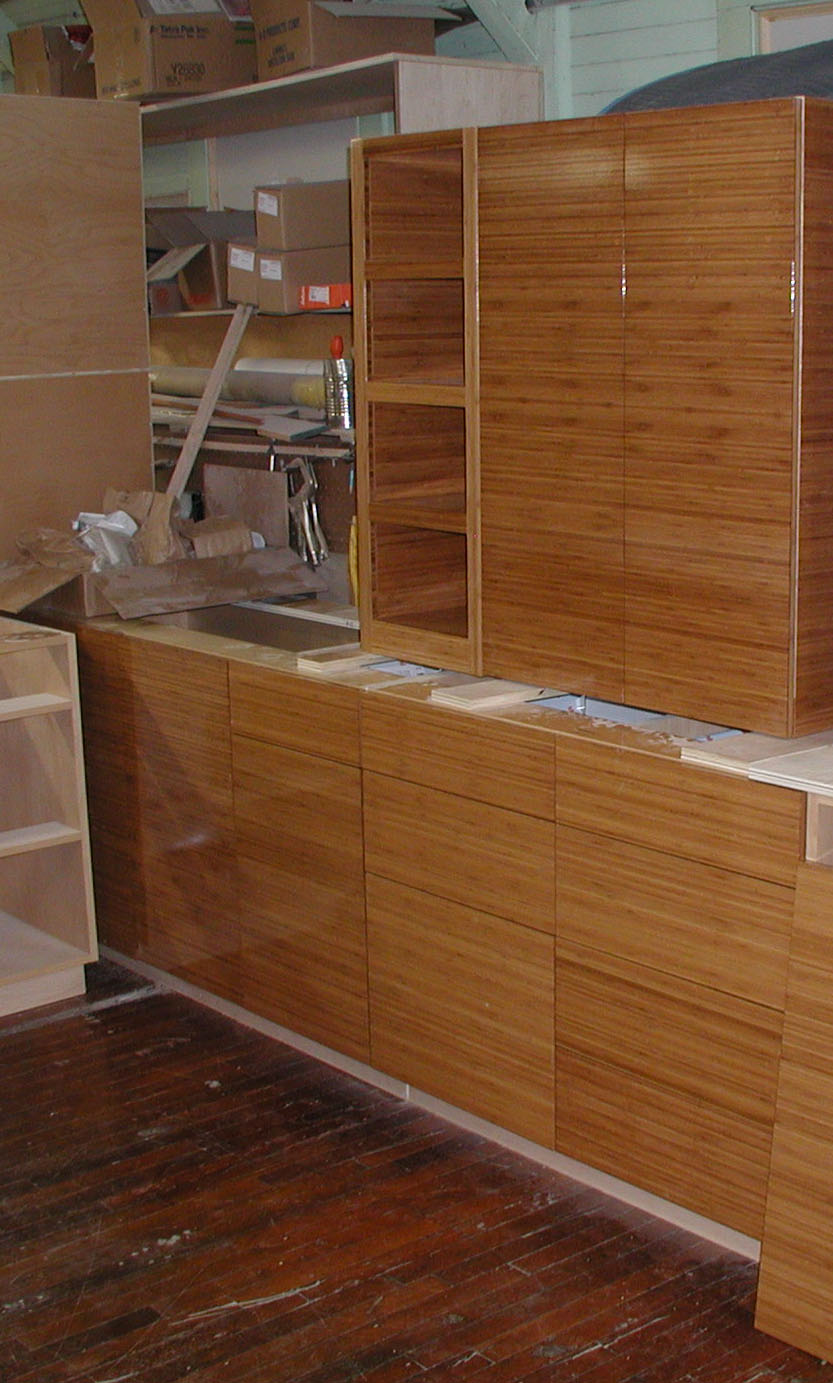 Bamboo Cabinets Kitchen American Style Classic Wooded Kitchen Cabinets From Chinabamboo