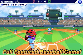 Baseball Superstars 2011 iPhone game released by GAMEVIL