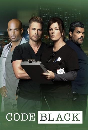 Code Black 3° Temporada