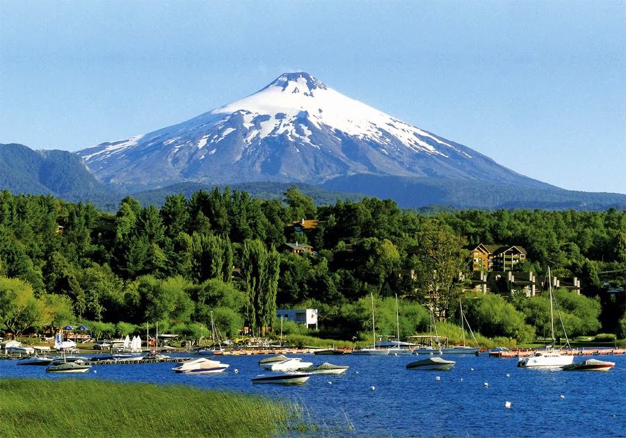 5 best places to travel chile beautiful traveling places for Best vacation destinations in the south