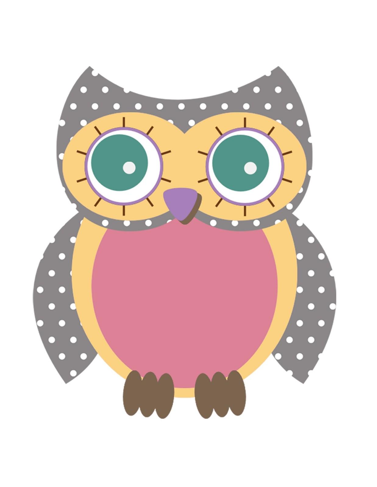 Owl Print Cake Ideas And Designs