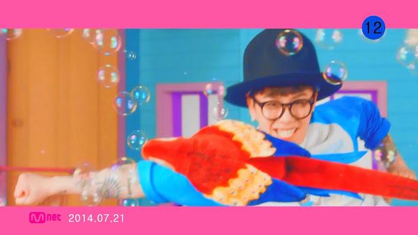 Block B Her Teaser Taeil