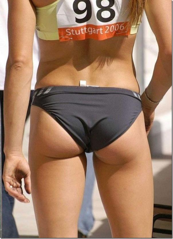 Hot Athletic Women Sports