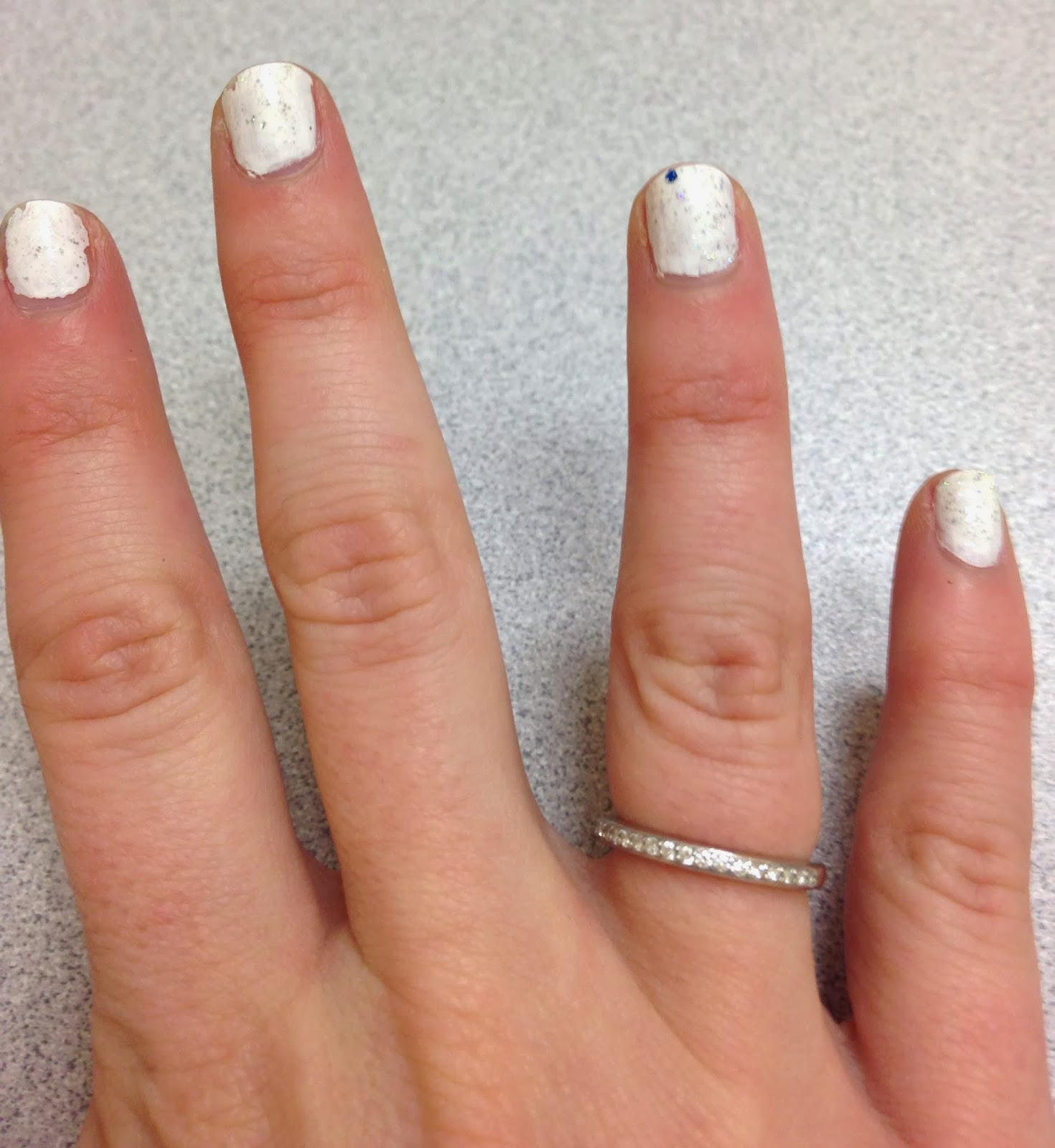I've Been Wearing It As A Right Hand Ring Since I Wear My Engagement Ring  And Wedding Band On The Left I Absolutely Love How It Looks!