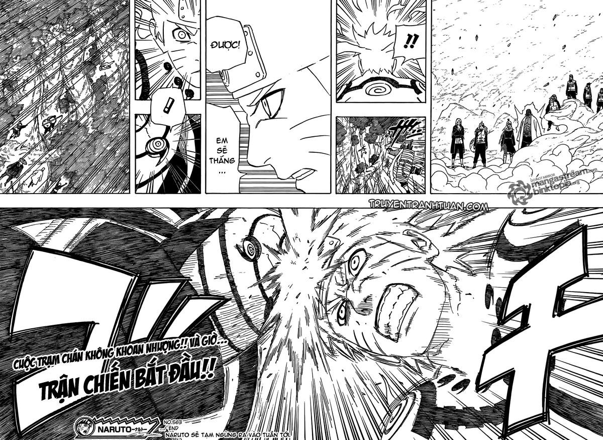 Naruto - Chapter 563 - Pic 16