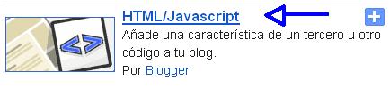 Widget de suscripciones para mi blog blogger