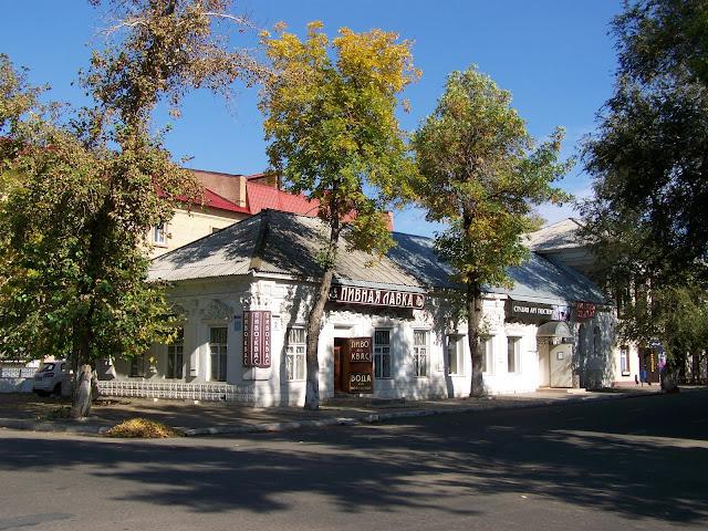 дом городской усадьбы Савиновой