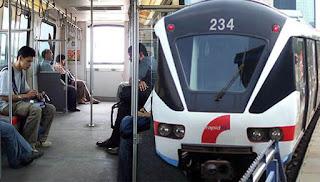 Rasa dapat gaji untuk bayar pengangkutan awam saja – rintihan pengguna LRT, KTM