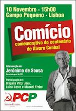 Centenário - Álvaro Cunhal