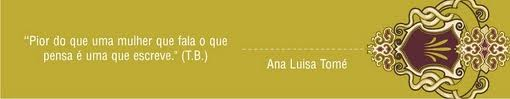 Ana Luisa Tomé