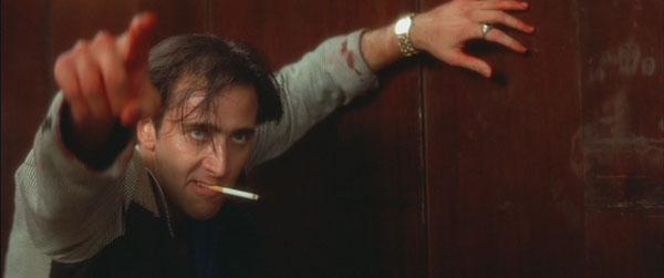 Nicolas Cage in Wild at Heart