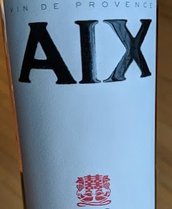 Notre vin de la semaine est un très bon rosé de Provence !