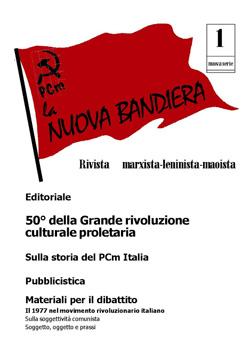 Nuova serie de La Nuova Bandiera