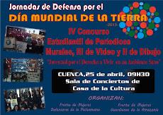 Jornadas de Defensa por el Día Mundial de la Tierra