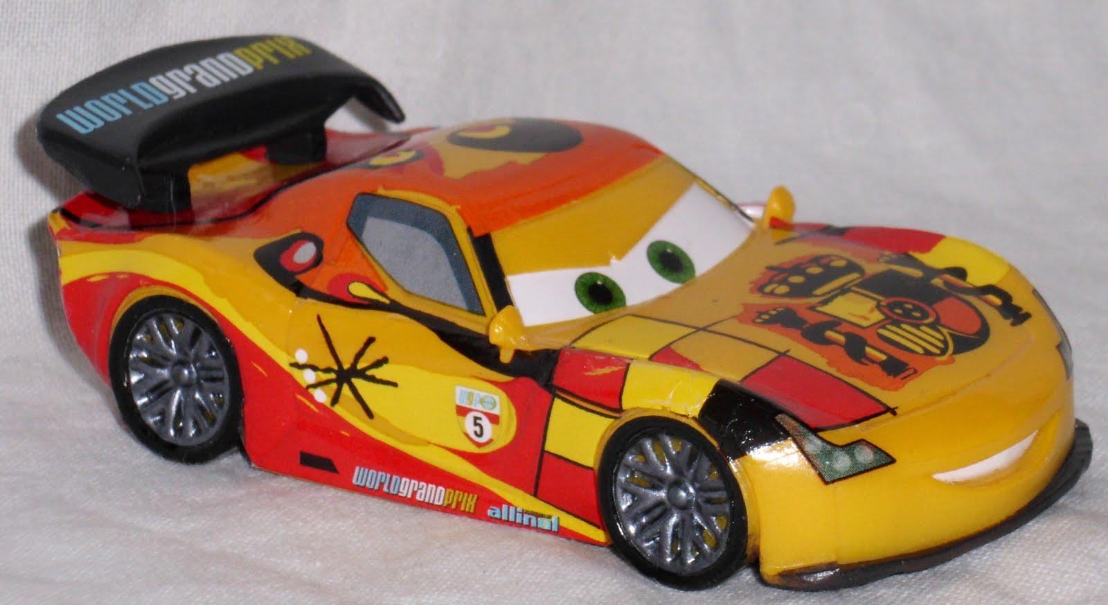 Dream wallpaper miguel camino - Coloriage cars 2 miguel camino ...