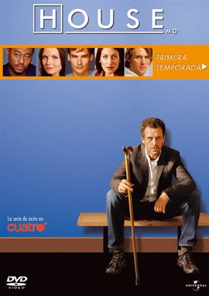 Dr. House Temporada 1 Audio Latino