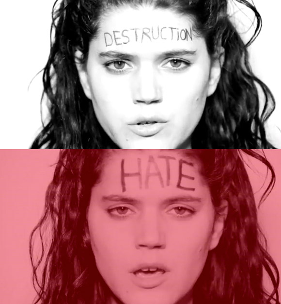 Soko - Destruction Of The Disgusting Ugly Hate