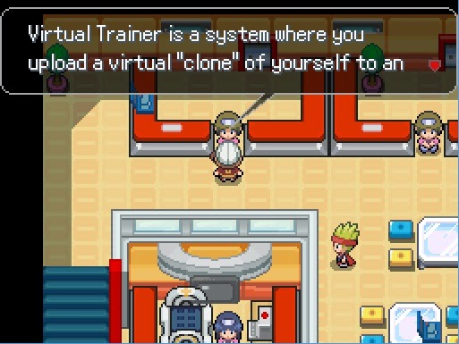 virtual trainer centro pokemon