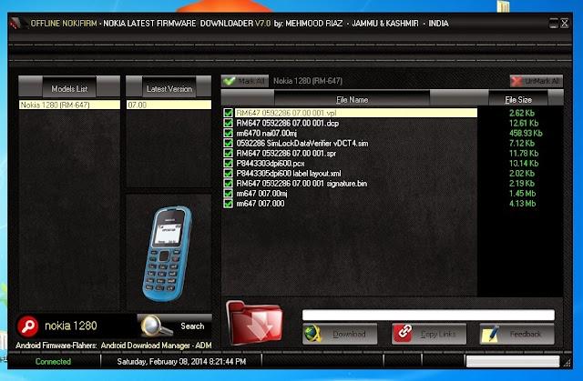 Nokia Latest Firmware Downloader New Update
